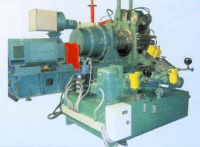 Continuous extrusion and cladding equipment kit